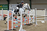 Class 4. Newcomers. British Showjumping juniors. Brook Farm training centre. Essex. 07/10/2017. MANDATORY Credit Garry Bowden/Sportinpictures - NO UNAUTHORISED USE - 07837 394578