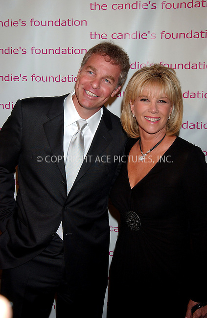 WWW.ACEPIXS.COM . . . . .....May 10, 2007. New York City.....Jeff Konigsberg and Joan Lunden attend the 4th Annual ''Event To Prevent' dinner and auction for The Candie's Foundation held at Cipriani's 42nd Street...  ....Please byline: Kristin Callahan - ACEPIXS.COM..... *** ***..Ace Pictures, Inc:  ..Philip Vaughan (646) 769 0430..e-mail: info@acepixs.com..web: http://www.acepixs.com