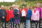 Talented singers are invited to come along and join with  the annual Singathon fund-raiser which this year will raise funds for the South Kerry branch of MS Ireland. .Front L-R Lies Nolan, Mary Pigott, Ann Mangan, Helen Kerins, Mary O'Connor and Annette Sheehan. .Back L-R Maggie McAuliffe, Joan O'Sullivan, Brenda O'Connor Doyle and Mary Casey. .