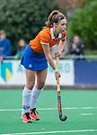 HUIZEN - Hockey - Carmel Bosch (Bldaal)    .Hoofdklasse hockey competitie, Huizen-Bloemendaal (2-1) . COPYRIGHT KOEN SUYK