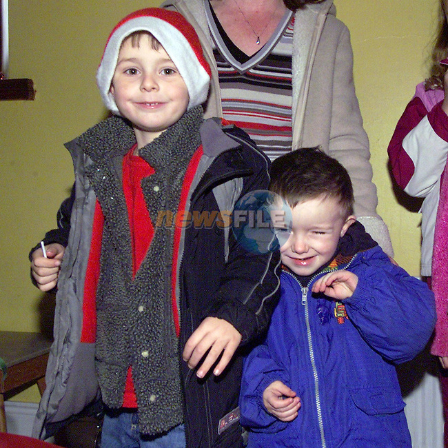 conner sheehan conner whearty 6/11/04.Photo: Aaron Caffrey/Newsfile..This Picture has been sent to you by:..Newsfile Ltd..3 The View,.Millmount Abbey,.Drogheda,.CO. Meath..Ireland..Tel: +353419871240.Fax: +353419871260.GSM: +353862500958.email: pictures@newsfile.ie.www.newsfile.ie..This email has been sent by: aaroncaffrey@newsfile.ie