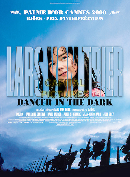 POSTER ART.in Dancer in the Dark (2000) .*Filmstill - Editorial Use Only*.CAP/NFS.Supplied by Capital Pictures.