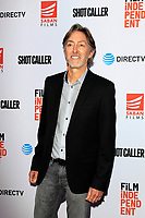 """LOS ANGELES - AUG 15:  Bill Bromiley at the """"Shot Caller"""" Premiere at The Theatre at Ace Hotel on August 15, 2017 in Los Angeles, CA"""