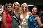 Debbie Reynolds with Lisa Marie Kierans, Jane Maguire and Olivia Markey at her Hen in Bru...Photo NEWSFILE/Jenny Matthews.(Photo credit should read Jenny Matthews/NEWSFILE)....This Picture has been sent you under the condtions enclosed by:.Newsfile Ltd..The Studio,.Millmount Abbey,.Drogheda,.Co Meath..Ireland..Tel: +353(0)41-9871240.Fax: +353(0)41-9871260.GSM: +353(0)86-2500958.email: pictures@newsfile.ie.www.newsfile.ie.FTP: 193.120.102.198.