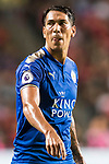 Leicester City FC forward Leonardo Ulloa reacts during the Premier League Asia Trophy match between Leicester City FC and West Bromwich Albion at Hong Kong Stadium on 19 July 2017, in Hong Kong, China. Photo by Yu Chun Christopher Wong / Power Sport Images