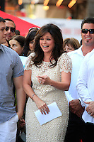 LOS ANGELES - AUG 22: Valerie Bertinelli at a ceremony where Valerie Bertinelli is honored with a star on the Hollywood Walk of Fame on August 22, 2012 in Los Angeles, California