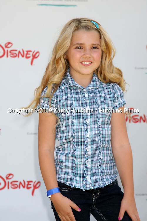 "Emily Grace Reaves arriving at ""A Time For Heroes Celebrity Carnival"" benefiting the Elizabeth Glaser Pediatrics AIDS Foundation at the Wadsworth Theater Grounds in Westwood , CA on June 7, 2009 .©2009 Kathy Hutchins / Hutchins Photo.."