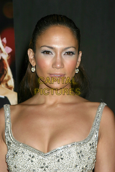 "JENNIFER LOPEZ.""Shall We Dance""  New York Premiere, Paris Theatre .New York City, New York, United States, .October 5th 2004. .half length earrings.Ref: IW.www.capitalpictures.com.sales@capitalpictures.com.©Ian Wilson/Capital Pictures ."