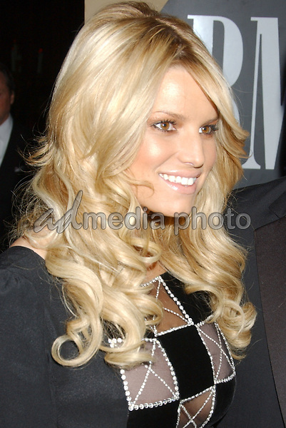 06 November 2007 - Nashville, Tennessee - Jessica Simpson. BMI Country Awards 2007 held at BMI Headquarters. Photo Credit: Laura Farr/AdMedia