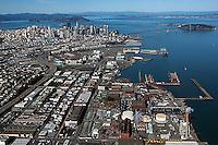 Pier 70 | Potrero Point | Aerial Photography San Francisco