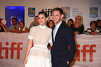 KATE MARA AND JAMIE BELL - RED CARPET OF THE FILM 'FILM STARS DON'T DIE IN LIVERPOOL' - 42ND TORONTO INTERNATIONAL FILM FESTIVAL 2017