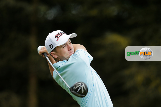 John Gough (England) during the final round of the 2015 Irish Boys Amateur Open Championship, Tuam Golf Club, Tuam, Co Galway. 26/06/2015<br /> Picture: Golffile | Fran Caffrey