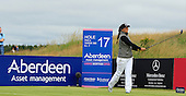 Kelsey MacDonald during the final round  of the 2016 Aberdeen Asset Management Ladies Scottish Open played at Dundonald Links Ayrshire from 22nd to 24th July 2016:  Picture Stuart Adams, www.golftourimages.com: 22/07/2016