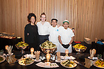 New York, NY - March 23, 2018: A pre-show tasting at Jazz at Lincoln Center hosted by JBF Greens.<br /> <br /> CREDIT: Clay Williams.<br /> <br /> &copy; Clay Williams / http://claywilliamsphoto.com