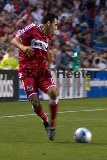 Marco Pappa Chicago Fire