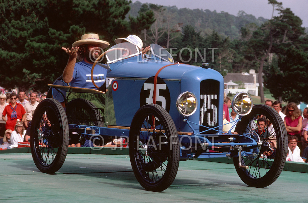 August 26th, 1984. 1922 Amilcar CC/CGS.