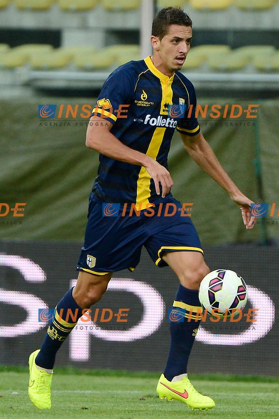 Zouhair Feddal Parma<br /> Parma 28-07-2014 Stadio Tardini - Football Calcio Amichevole. Pre season training. Parma - Monaco Foto Giuseppe Celeste / Insidefoto