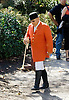 Richard Garrick The Bugler at Delaware Park on 10/20/12