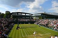 Court 3<br /> Wimbledon 05-07-2018 Roland Garros <br /> Tennis Grande Slam 2018 <br /> Foto Panoramic / Insidefoto <br /> ITALY ONLY