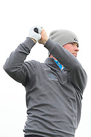 Robert MacIntyre (SCO) on the 5th tee during Round 1 of the Betfred British Masters 2019 at Hillside Golf Club, Southport, Lancashire, England. 09/05/19<br /> <br /> Picture: Thos Caffrey / Golffile<br /> <br /> All photos usage must carry mandatory copyright credit (© Golffile | Thos Caffrey)