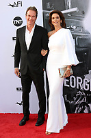 HOLLYWOOD, CA - JUNE 7: Rande Gerber and Cindy Crawford at the American Film Institute Lifetime Achievement Award Honoring George Clooney at the Dolby Theater in Hollywood, California on June 7, 2018. <br /> CAP/MPI/DE<br /> &copy;DE//MPI/Capital Pictures