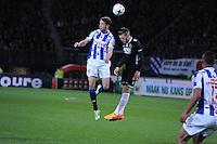VOETBAL: HEERENVEEN: Abe Lenstra Stadion, 11-04-2015, Eredivisie, sc Heerenveen - AZ Alkmaar, Mark Uth (#21), Eindstand: 5-2, ©foto Martin de Jong
