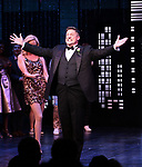 "Christopher Sieber during the Broadway Opening Night Curtain Call of ""The Prom"" at The Longacre Theatre on November 15, 2018 in New York City."