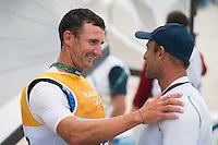 AR_08162016_RIO_PREOLYMPICS_0179.ARW  © Amory Ross / US Sailing Team.  RIO DE JENEIRO - BRAZIL. August 16, 2016. Day 9 of racing at the Olympics.