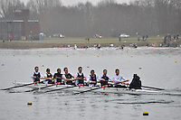 007 Maidstone Invicta MasD.8+..Marlow Regatta Committee Thames Valley Trial Head. 1900m at Dorney Lake/Eton College Rowing Centre, Dorney, Buckinghamshire. Sunday 29 January 2012. Run over three divisions.