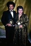 James Ingram and Patti Austin pictured in 1983.