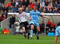 2010 04 05 Coca Cola Championship, Swansea City V Scunthorpe United, Liberty Stadium, Swansea, UK.