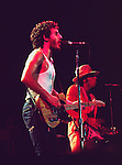Bruce Springsteen 1975..© Chris Walter..