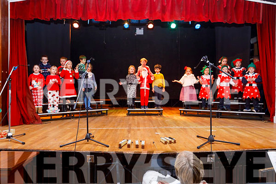 Christmas Play in Scoil Eoin Balloonagh on Monday.