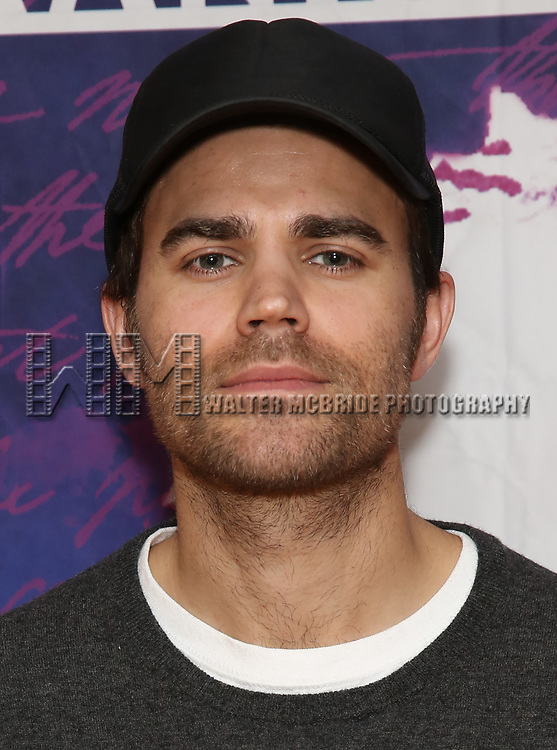 Paul Wesley attends the Meet & Greet the cast of 'Mary Shelley's Frankenstein' at the Shelter Studios on December 14, 2017 in New York City.