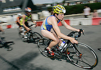 13 JUL 2007 - LORIENT, FRA - Carol Bridge - French Grand Prix Series. (PHOTO (C) NIGEL FARROW)