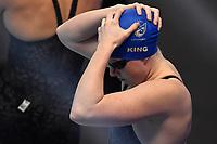 Lilly King USA, Cali Condors <br /> Women's 100m Breaststroke <br /> Napoli 12-10-2019 Piscina Felice Scandone <br /> ISL International Swimming League <br /> Photo Andrea Staccioli/Deepbluemedia/Insidefoto