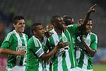 Atlético Nacional  4-0  Deportivo Cali en la liga Postobon de la liga colombiana de futbol