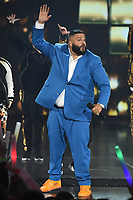 "LOS ANGELES - MARCH 23: DJ Khaled hosts the Nickelodeon ""Kids' Choice Awards 2019"" at the Galen Center on March 23, 2019 in Los Angeles, California. (Photo by Frank Micelotta/PictureGroup)"