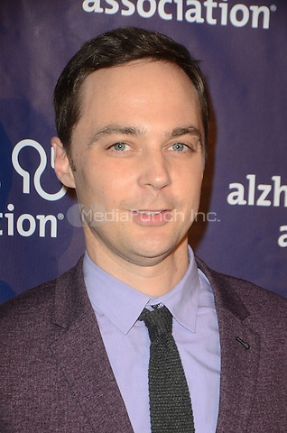 BEVERLY HILLS, CA: MARCH 9: Jim Parsons at the 24th and final 'A Night at Sardi's' to benefit the Alzheimer's Association at The Beverly Hilton Hotel on March 9, 2016 in Beverly Hills, California. Credit: David Edwards/MediaPunch