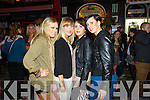 Zoe gogarty, niamh hickey, siobhan hannifin and kate middleton from Carrigkerry pictured last saturday night in newcastlewst 2013