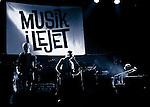 Musik i lejet 2012 - Ulige Numre