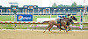 Meg's Expectations winning at Delaware Park on 7/23/12