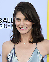 """07 August 2019 - Beverly Hills, California - Lindsey Kraft. CBS All Access' """"Why Women Kill"""" Los Angeles Premiere held at The Wallis Annenberg Center for the Performing Arts.  <br /> CAP/ADM/BB<br /> ©BB/ADM/Capital Pictures"""