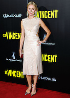 "New York Premiere Of The Weinstein Company's ""St. Vincent"""
