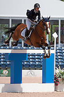 Vancouver ridden by Katie Dinan, USEF trials#2 Wellington Florida. 3-22-2012