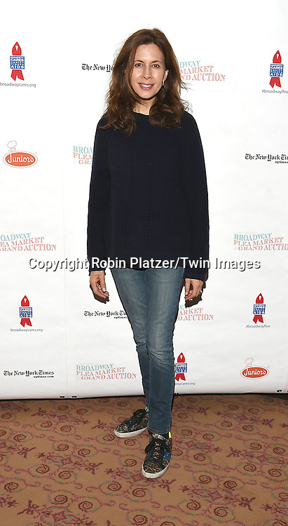 Jessica Hecht attends the Broadway Cares/Equity Fights Aids Flea Market and Grand Auction on September 25, 2016 at the Music Box Theatre and in Shubert Ally in New York, New York, USA. <br /> <br /> photo by Robin Platzer/Twin Images<br />  <br /> phone number 212-935-0770