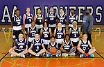 2-11-16, Pioneer High School freshman boy's basketball team