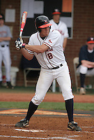 Patrick Wingfield of the Virginia Cavaliers vs. the Miami Hurricanes:  March 24th, 2007 at Davenport Field in Charlottesville, VA.  Photo By Mike Janes/Four Seam Images