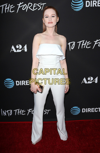 22 June 2016 - Hollywood, California - Madelaine Petsch. &quot;Into The Forest&quot; Los Angeles Premiere held at ArcLight Hollywood.  <br /> CAP/ADM/FS<br /> &copy;FS/ADM/Capital Pictures