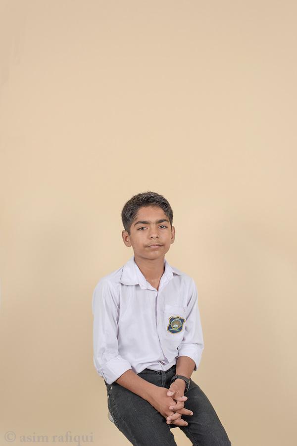 Mohammad Harris, Basit Ali's eldest son.